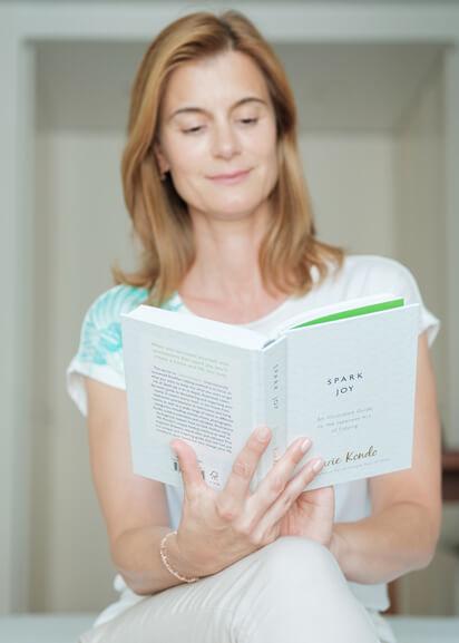 Paula Torres - Livro Spark Joy - Happy Organize