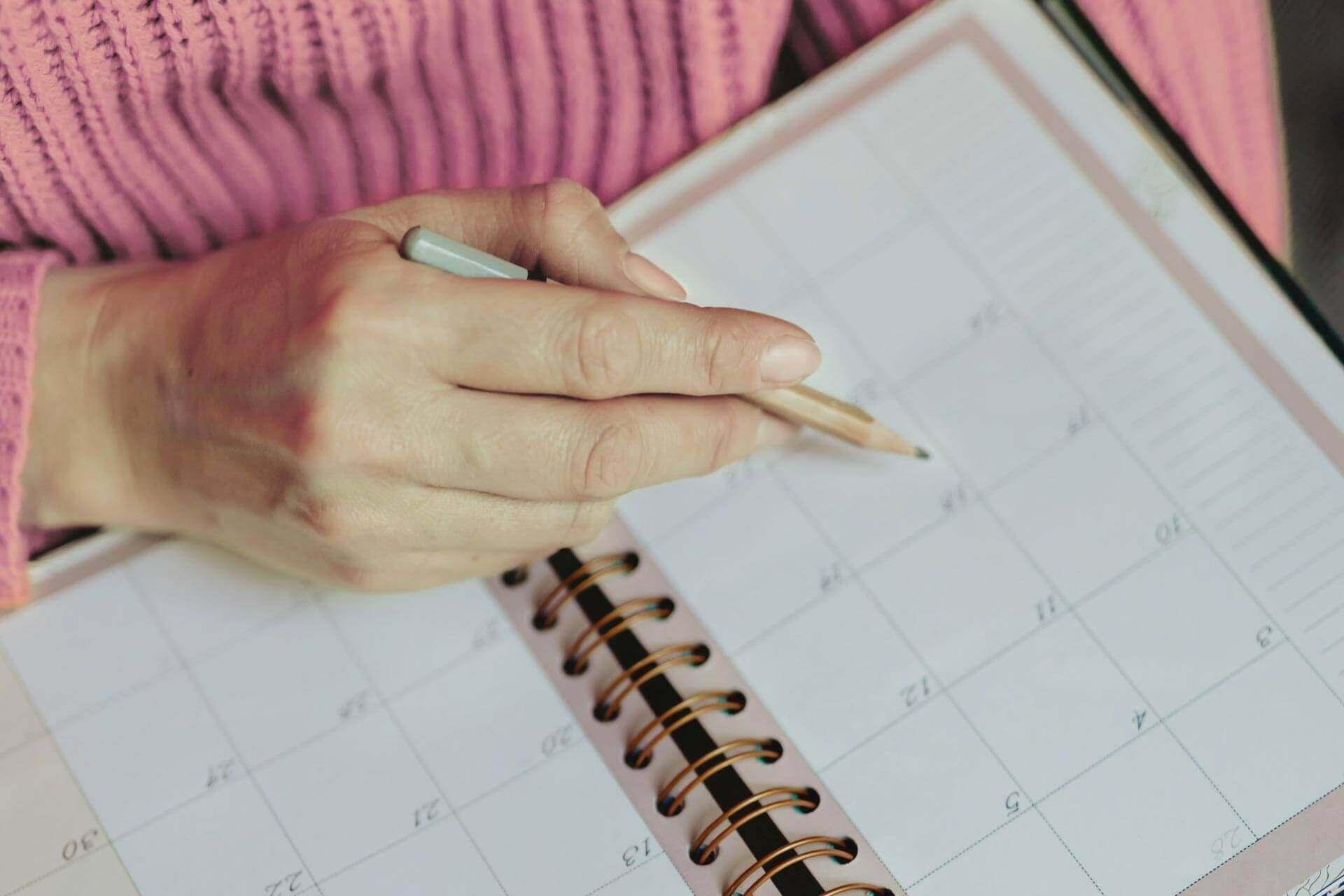Paula Torres - agenda - Personal Organizer -slider